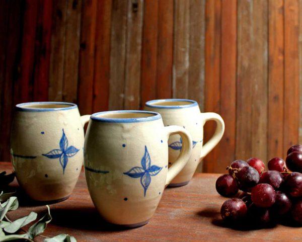 Jarra tonel cerámica XVII